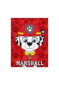 Paturica pluss, Marshall, rosie, 90 x 120 cm