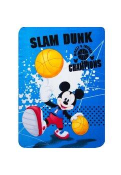 Paturica, polar, slam dunk, Mickey Mouse, 100 x 150 cm