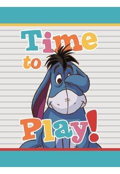 Paturica, Time to play, Aiurel, 75x100cm