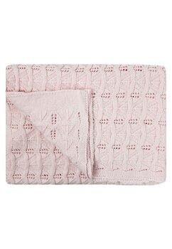 Paturica tricotata, Lola, roz, 90x90cm