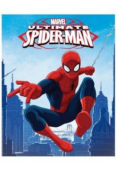 Paturica, Ultimate Spider-Man, albastra, 120x140cm