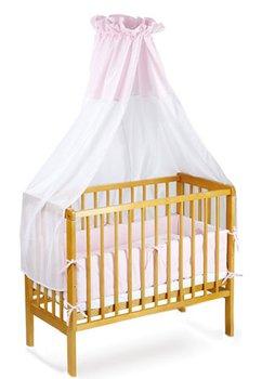 Patut bebe lemn, Piccolo, pin, 95x45 cm
