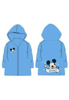 Pelerina de ploaie, albastru deschis, Mickey