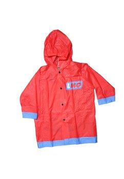 Pelerina de ploaie, Cars 95, rosu cu albastru