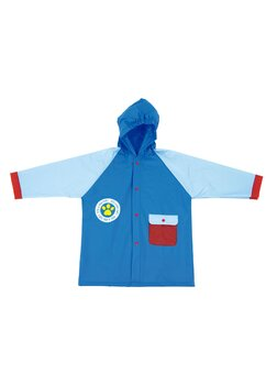 Pelerina de ploaie, PVC, cu imprimeu, Paw Patrol, albastra