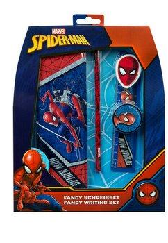 Penar metalic, Spider Man cu accesorii, bluemarin