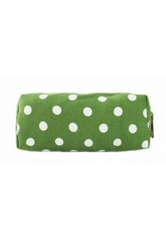 Penar simplu, verde cu buline