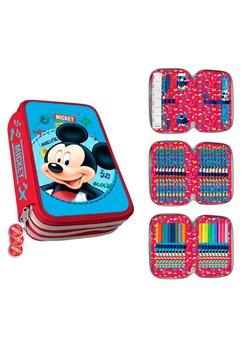 Penar triplu echipat, Mickey Mouse