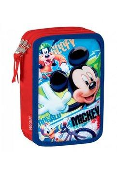 Penar triplu echipat, Mickey si Goofy