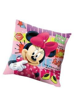 Perna cu led, Minnie Mouse, 40x40cm