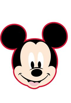 Perna decor mickey mouse rosie