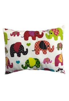 Perna, elefantei, roz, 30x40cm