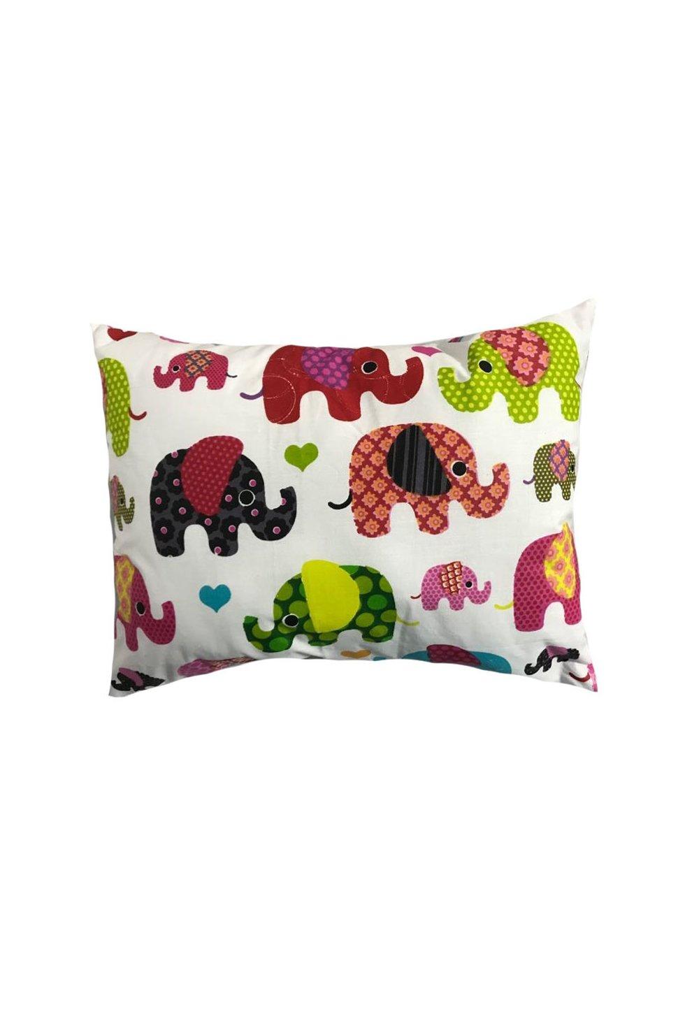 Perna, elefantei, roz, 30x40cm imagine