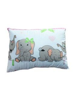 Perna, elefanti sir, roz, 40 x 30 cm
