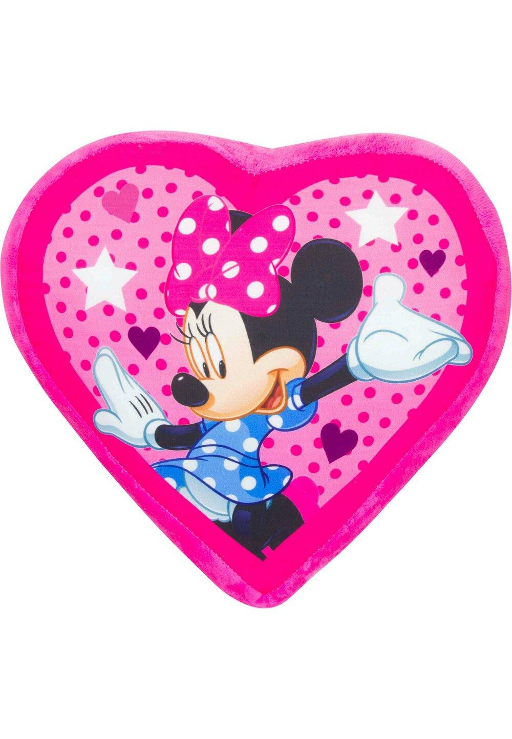 Perna inimioara, Minnie Mouse roz cu buline imagine