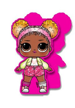 Perna, LOL, Star Rock, roz inchis