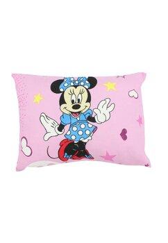 Perna, Minnie si Mickey, roz cu stelute, 30 x 40 cm
