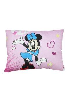Perna, Minnie si Mickey, roz cu stelute, 30x40 cm