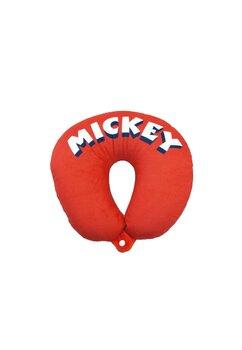Perna pentru gat din poliester, Mickey Mouse, albastra