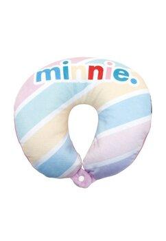 Perna pentru gat, Minnie, feel good, roz