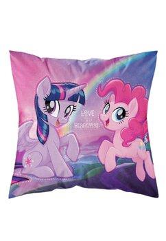 Perna, Pony Love to Discover, roz, 40x40cm