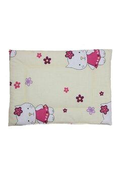 Perna slim, Hello Kitty, crem, 37 x 28 cm