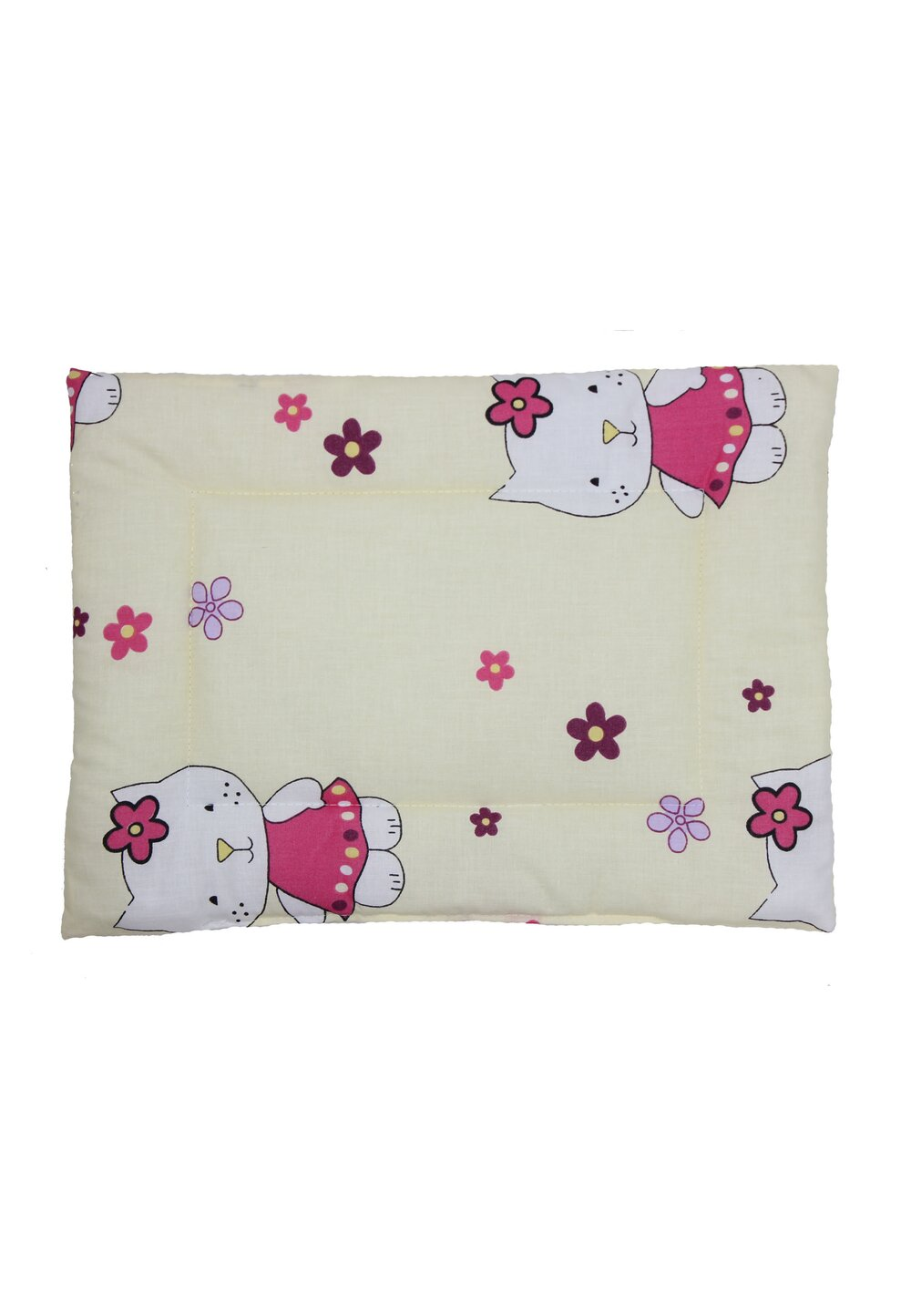 Perna slim, Hello Kitty, crem, 37 x 28 cm imagine