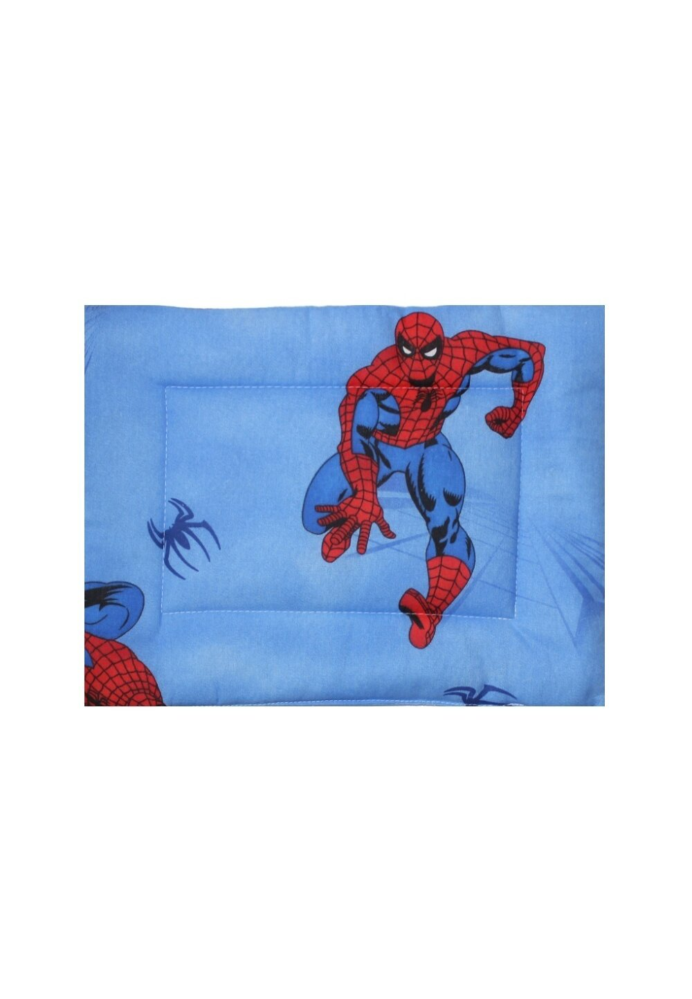Perna slim, Spider-man, albastru, 37x28cm imagine
