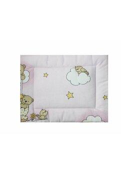 Perna slim, Ursuletul somnoros,roz, 37x28cm