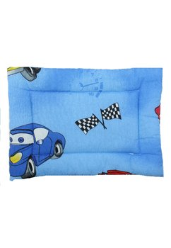 Perna slim, Cars, albastru, 37x28cm