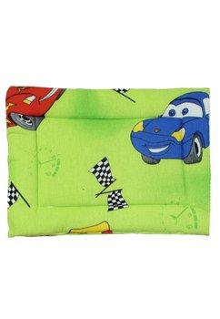 Perna slim, Cars, verde, 37x28cm