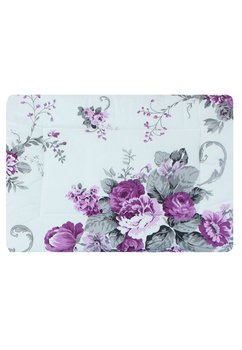 Perna slim, Purple flowers, 37x28cm