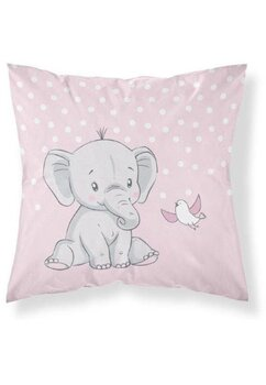 Perna, Sweet dreams, roz, 40x40 cm