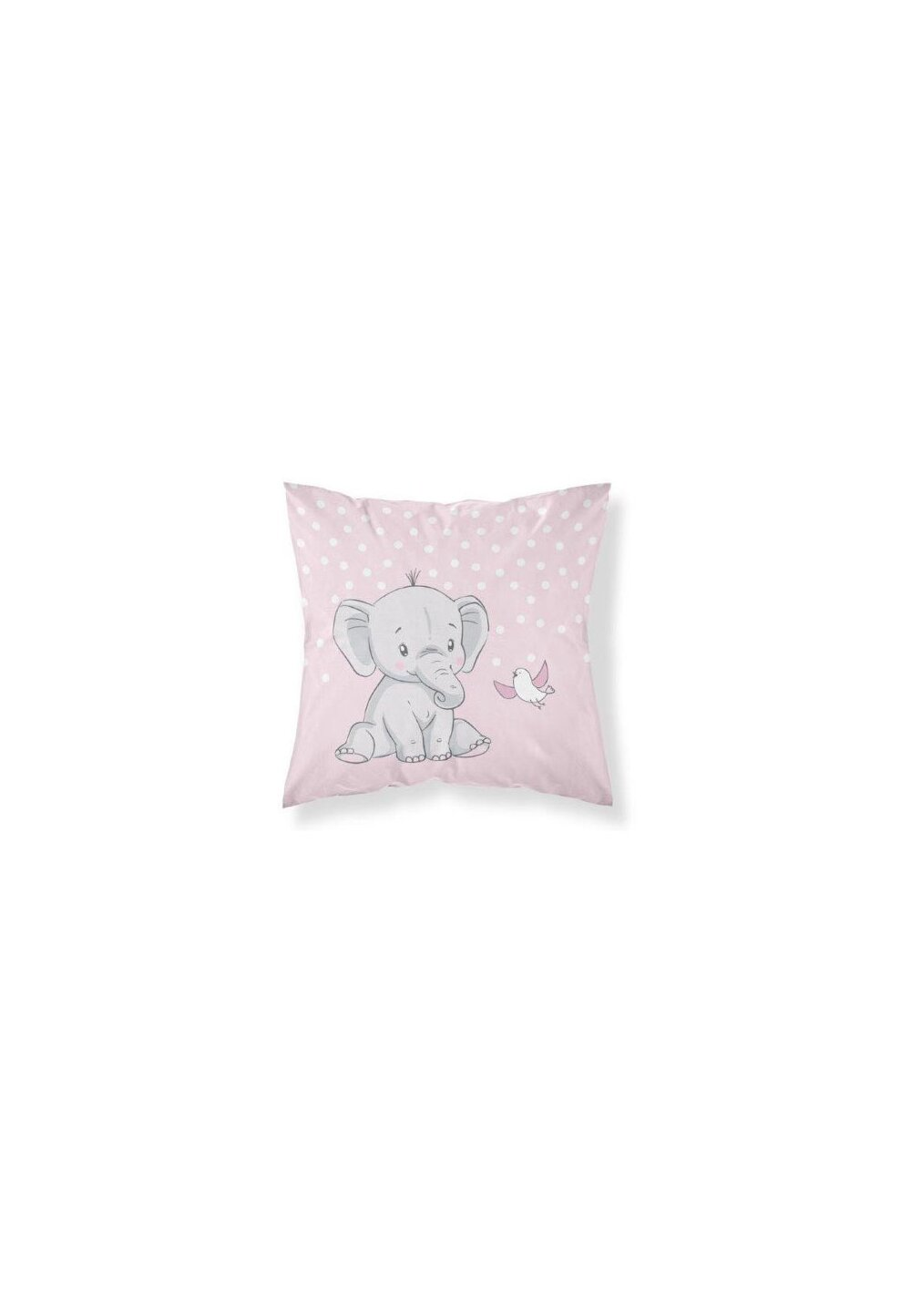 Perna, Sweet dreams, roz, 40x40 cm imagine