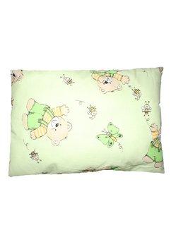 Perna, ursulet cu albinute, verde, 30x40cm
