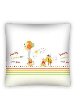 Perna, Winnie the pooh, balonase, 40x40cm