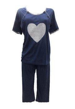 Pijama alaptat, Emmy, bluemarin cu buline