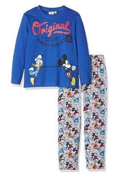 Pijama albastra, Original