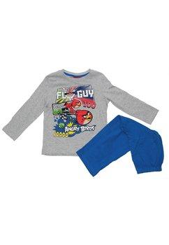 Pijama Angry Birds gri 607