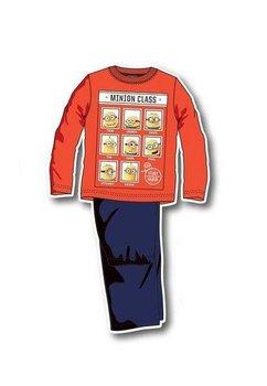 Pijama baieti Minnions portocaliu