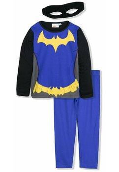Pijama Batgirl, albastra