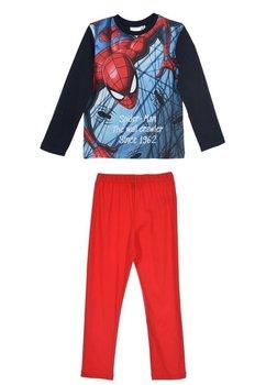 Pijama bluemarin, The wall crawler