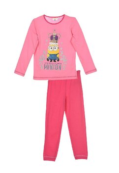 Pijama bumbac, It*s good to be a Minion, roz