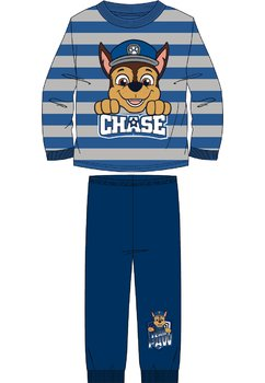 Pijama Chase, albastra cu dungi