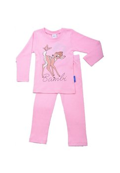 Pijama gradi, Bambi, roz