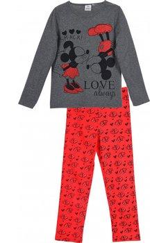 Pijama gri, Love Mickey