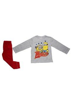 Pijama gri, Team Minion