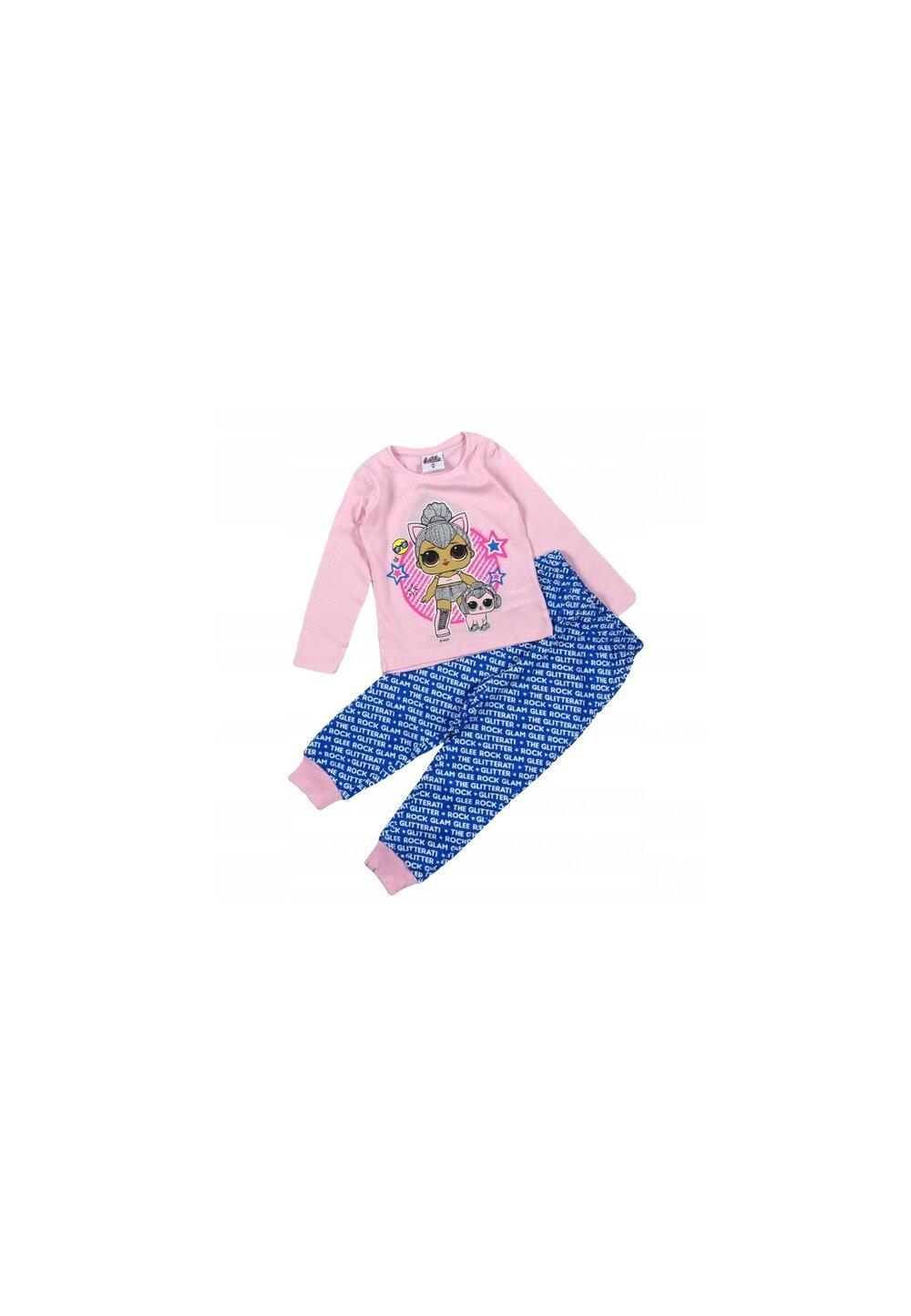 Pijama, LOL Rock, roz imagine