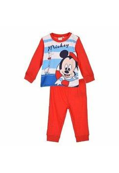 Pijama maneca lunga, bebe Mickey, rosie