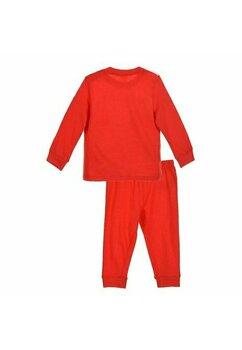 Pijama maneca lunga, bebe Minnie, rosie